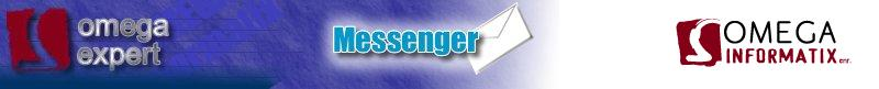 Omega Messenger : All-In-One Instant Messenger Solution - MSN, Yahoo, AIM, ICQ Pager